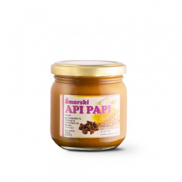 API-PAPI: štiri čebelje dobrine v enem
